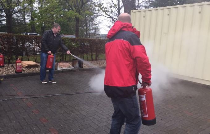 Обучение на Отговорници по пожарна безопасност