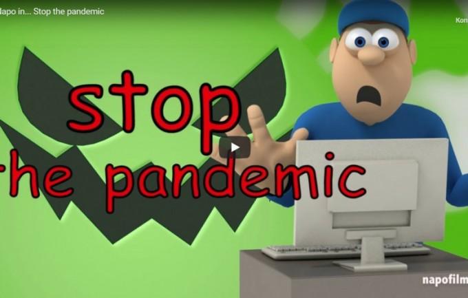 Напо - Да спрем пандемията!