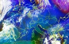 Карта на опасните явления в България